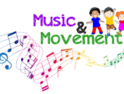 March 15-April 19: Music & Movement: