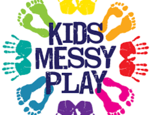 April 3-April 24: Learning Through Messy Play!